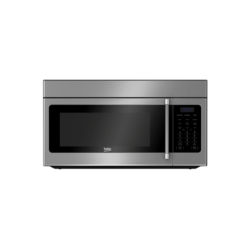 Beko MWOTR30100SS  1.6 cu ft Over the Range Microwave Oven