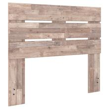 Neilsville Full Panel Headboard