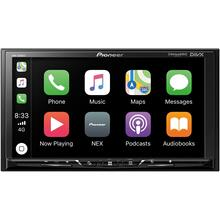 """See Details - 7"""" Double-DIN In-Dash NEX Digital Media Receiver with Bluetooth®, Apple CarPlay , Android Auto & SiriusXM® Ready"""
