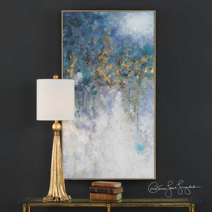 Uttermost - Floating Hand Painted Canvas
