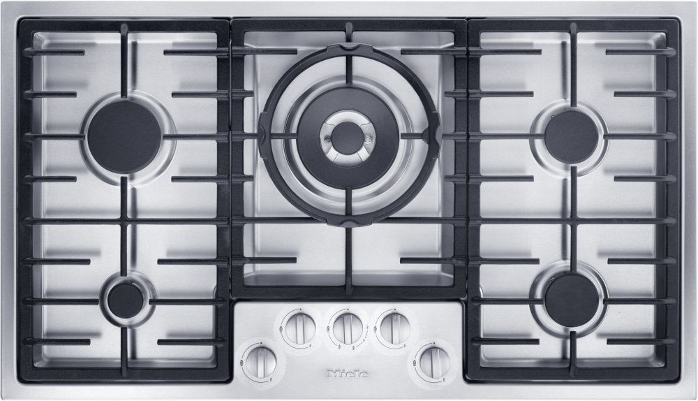 MieleKm 2355 G - Gas Cooktop In Maximum Width For The Best Possible Cooking And User Convenience.