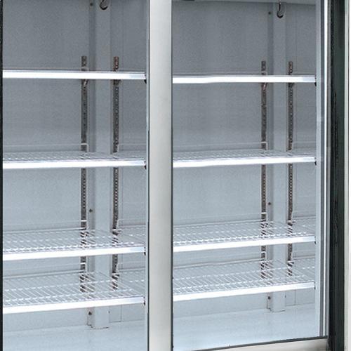 MXM2-48RBHC Merchandiser Refrigerator, Free Standing