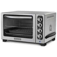 "See Details - 12"" Convection Bake Countertop Oven - Contour Silver"
