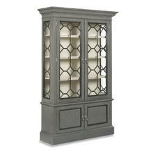 See Details - Vashon Display Cabinet - Top