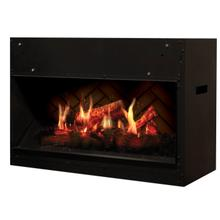 See Details - Dimplex Opti-V™ Solo Virtual Fireplace