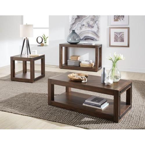 Gallery - Belfort Dark End Table