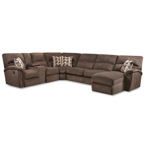 57001 Stirling Left Arm Facing Reclining Loveseat