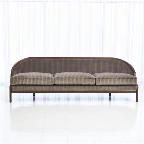 Tailored Sofa-Muslin