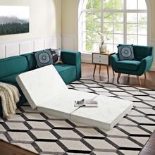 See Details - Relax 39 x 75 x 4 (Twin) Tri-Fold Mattress Topper