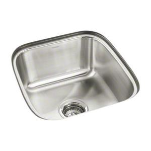 "Springdale® Undercounter Single-basin Secondary Sink, 16"" x 17-1/2"" Product Image"