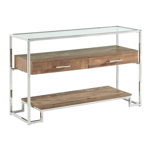 Matrix Rectangle Storage Sofa Table