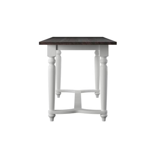 Emerald Home Furnishings - Gathering Height Trestle Table