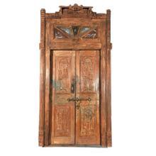 Bhutan Old Door 55x8x110