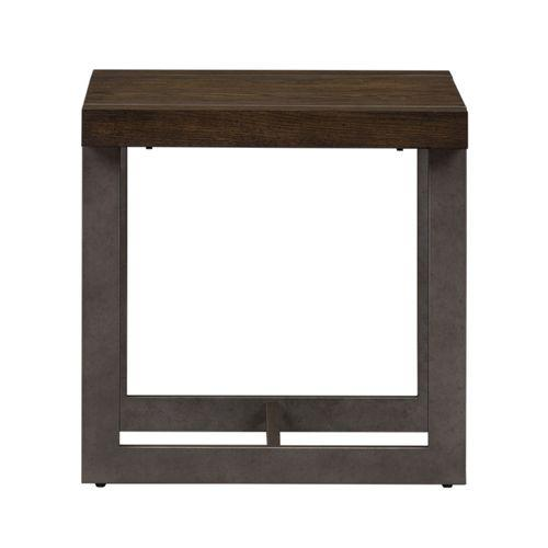 Liberty Furniture Industries - Square End Table