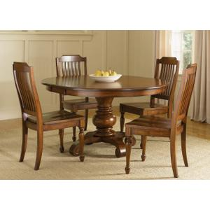 Liberty Furniture Industries - Round Pedestal Table Plate