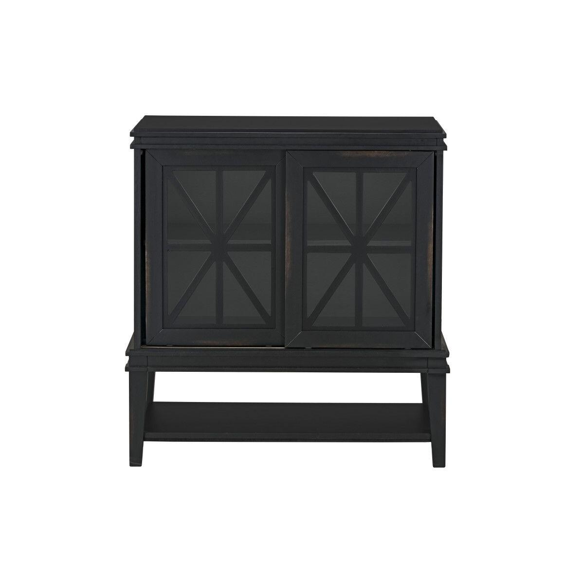 Natalia Cabinet, Black