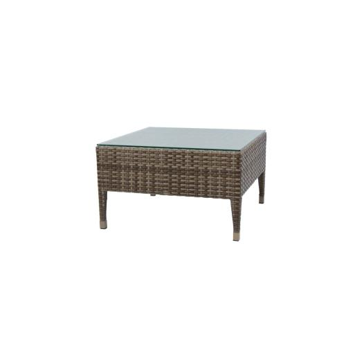 Product Image - Tuscany Sectional End Table w/Clear Glass