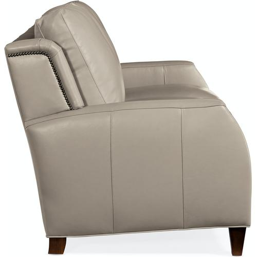 Bradington Young Lockhart Stationary Loveseat 8-Way Hand Tie 610-75