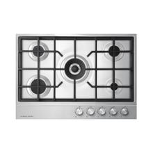 """See Details - Gas on Steel Cooktop, 30"""", LPG"""