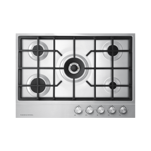 """Gas on Steel Cooktop, 30"""" Product Image"""