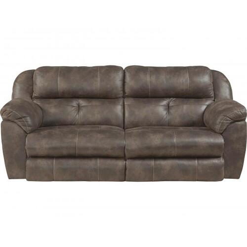 Power Headrest w/ Lumbar Power Lay Flat Reclining Loveseat