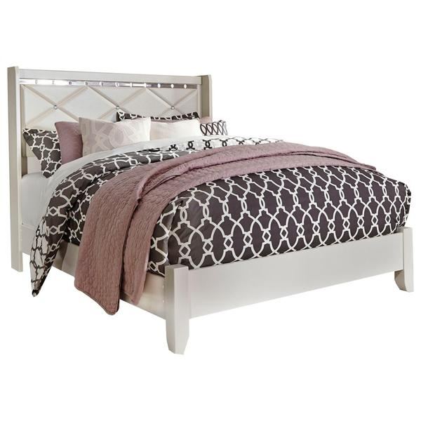 See Details - Dreamur Queen Panel Bed