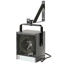See Details - Heavy-Duty Garage/Workshop Electric Heater with Mounting Bracket and Built-in Thermostat (4,000 Watt / 240 Volt)