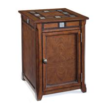 View Product - Square Accent End Table