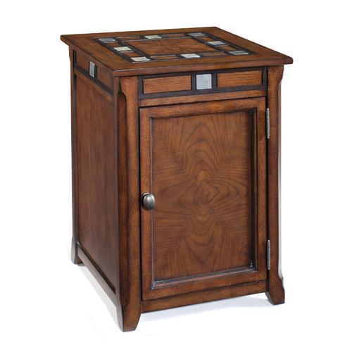Square Accent End Table