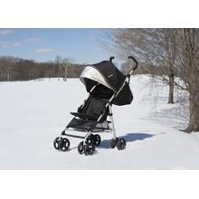 Jeep® North Star Stroller - Black with Neutral Grey (2277)