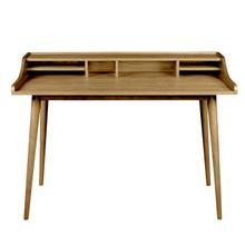 See Details - Flavio Desk In Oak