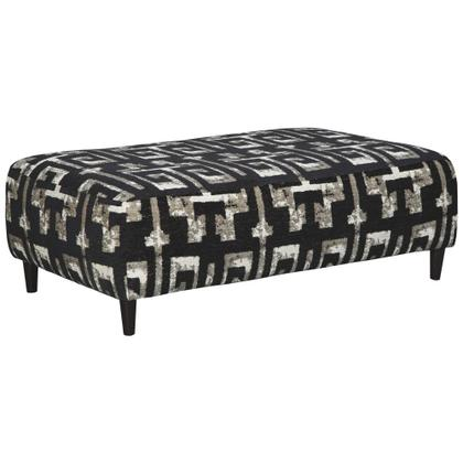 See Details - Ravenstone Oversized Accent Ottoman