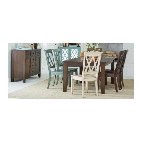 Chocolate Side Chair