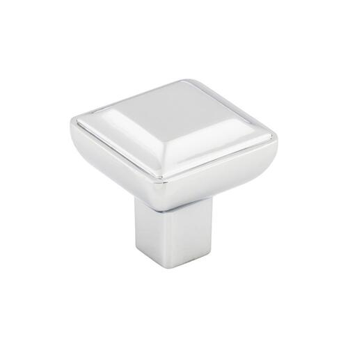 Top Knobs - Podium Knob 1 1/8 Inch Polished Chrome