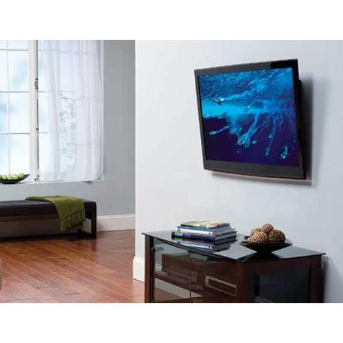 "Product Image - Black Super Slim Tilting Wall Mount For 51"" - 80"" flat-panel TVs"