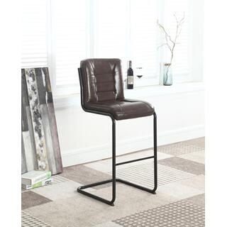 Float Bar Stool Brown