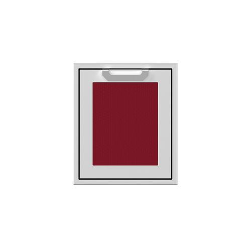 """18"""" Hestan Outdoor Single Access Door - AGADR Series - Tin-roof"""