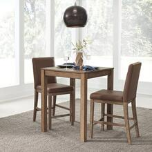 Montecito 3 Piece High Dining Set