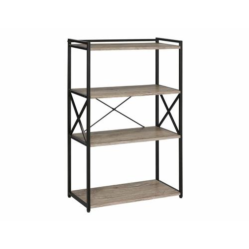 Corday 2-Piece Desk Set (Desk & Bookcase)