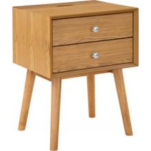 """See Details - Teddy Nightstand - 18"""" W x 15"""" D x 24"""" H"""