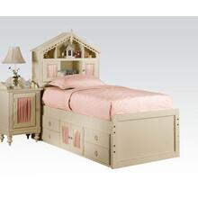 Twin Bed w/Storage