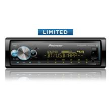 Digital Media Receiver with Enhanced Audio Functions, Pioneer Smart Sync App, MIXTRAX ® , Built-in Bluetooth ® , and SiriusXM-Ready