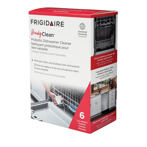 Frigidaire ReadyClean™ Probiotic Dishwasher Cleaner 6 pack