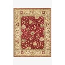 MM-04 Red / Ivory Rug