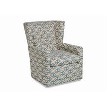 Homer Swivel Button Back Chair