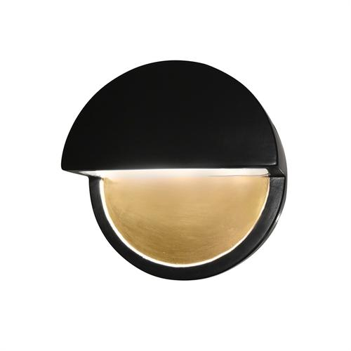 ADA Dome Outdoor LED Wall Sconce (Closed Top)