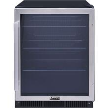 Galanz 5.7 Cu Ft Built-In Beverage Cooler in Stainless Steel