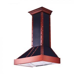 ZLINE Designer Series Wall Mount Range Hood (655-BCCCC) [Size: 30 Inch] -