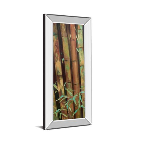 """""""Bamboo Finale I"""" By Suzanne Wilkins Mirror Framed Print Wall Art"""