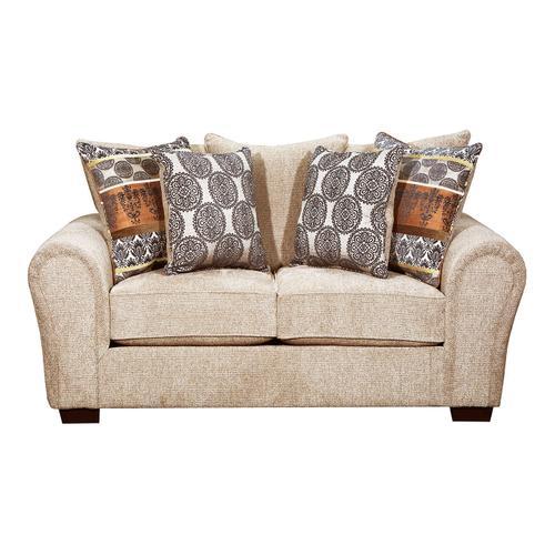 Lane Home Furnishings - 9182 Easley Loveseat